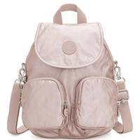 Городской рюкзак Kipling Basic Plus Firefly Up Metallic Rose 7.5л (K23512_G45)