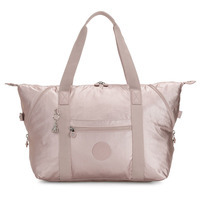 Женская сумка Kipling Basic Plus Art M Metallic Rose 26л (K25748_G45)