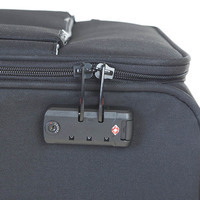 Чемодан на 4 колесах IT Luggage Accentuate Black L 81л (IT12-2277-04-L-S001)