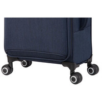 Чемодан на 4 колесах IT Luggage Pivotal Two Tone Dress Blues S 32л (IT12-2461-08-S-M105)