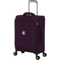 Чемодан на 4 колесах IT Luggage Pivotal Two Tone Dark Red S 32л (IT12-2461-08-S-M222)