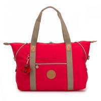 Женская сумка Kipling Art M True Red C 26л (K13405_88Z)