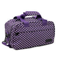 Дорожная сумка Members Essential On-Board Travel Bag 12.5 Purple Polka (927844)
