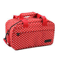 Дорожная сумка Members Essential On-Board Travel Bag 12.5 Red Polka (927843)