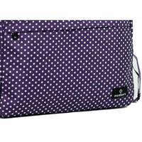Дорожная сумка Members Essential On-Board Travel Bag 40 Purple Polka (927840)