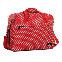 Дорожная сумка Members Essential On-Board Travel Bag 40 Red Polka (927839)