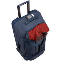 Дорожная сумка на колесах Thule Crossover 2 Wheeled Duffel 76cm Dress Blue (TH 3204035)