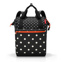 Сумка-рюкзак Reisenthel Allrounder R Mixed Dots 12л (JR 7051)