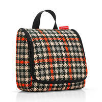 Косметичка Reisenthel Toiletbag Glencheck Red (WH 3068)