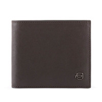 Портмоне Piquadro Black Square D.Brown с RFID защитой (PU5185B3R_TM)