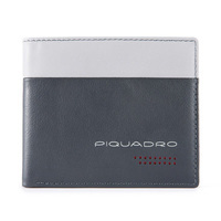 Портмоне Piquadro Urban Grey-Black с RFID защитой (PU4823UB00R_GRN)
