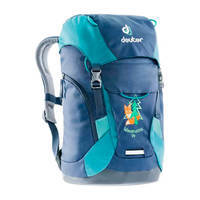 Детский рюкзак Deuter Waldfuchs 14 Midnight-Petrol (3610117 3351)