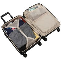 Чемодан на колесах Thule Spira Carry-On Spinner with Shoes Bag Black (TH 3204143)