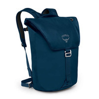Городской рюкзак Osprey Transporter Flap (F19) Deep Water Blue (009.2195)