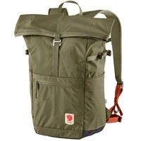 Городской рюкзак Fjallraven High Coast Foldsack 24 Green (23222.620)