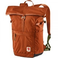 Городской рюкзак Fjallraven High Coast Foldsack 24 Rowan Red (23222.333)