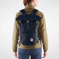 Городской рюкзак Fjallraven High Coast Foldsack 24 Dark Grey (23222.030)