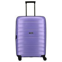 Чемодан на 4 колесах Titan Highlight Lilac Metallic M exp. (Ti842405-19)