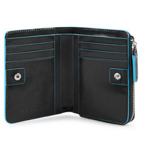 Портмоне Piquadro Blue Square Black с RFID защитой (PD5215B2R_N)