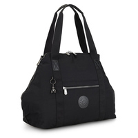 Женская сумка Kipling Basic Elevated ART M Rich Black 26л (KI2819_53F)