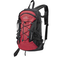 Городской рюкзак Fjord Nansen Geranger 20 Solid Red/Black (fn_44191)