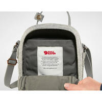 Наплечная сумка Fjallraven Kanken Re-Wool Sling Red-Black (23329.320-550)